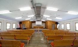 Chapel rear