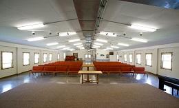 Chapel platform